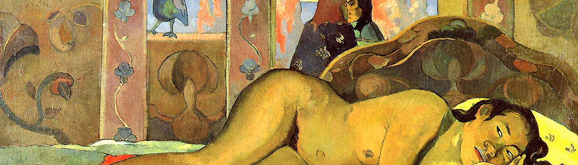 Artistas - Paul Gauguin