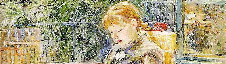 Artistas - Berthe Morisot