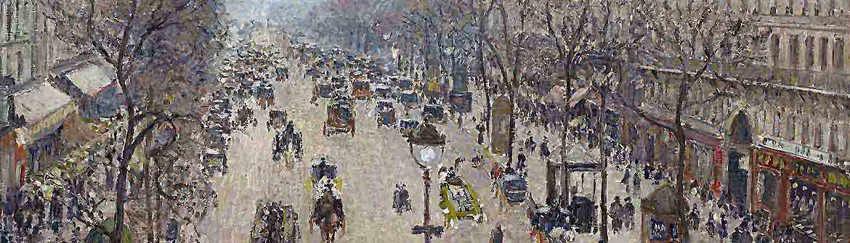 Artistas A-Z - Camille Pissarro