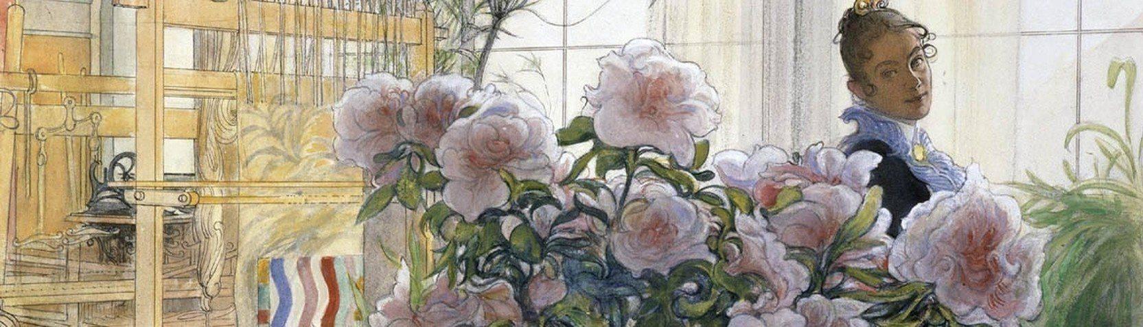 Artistas - Carl Larsson