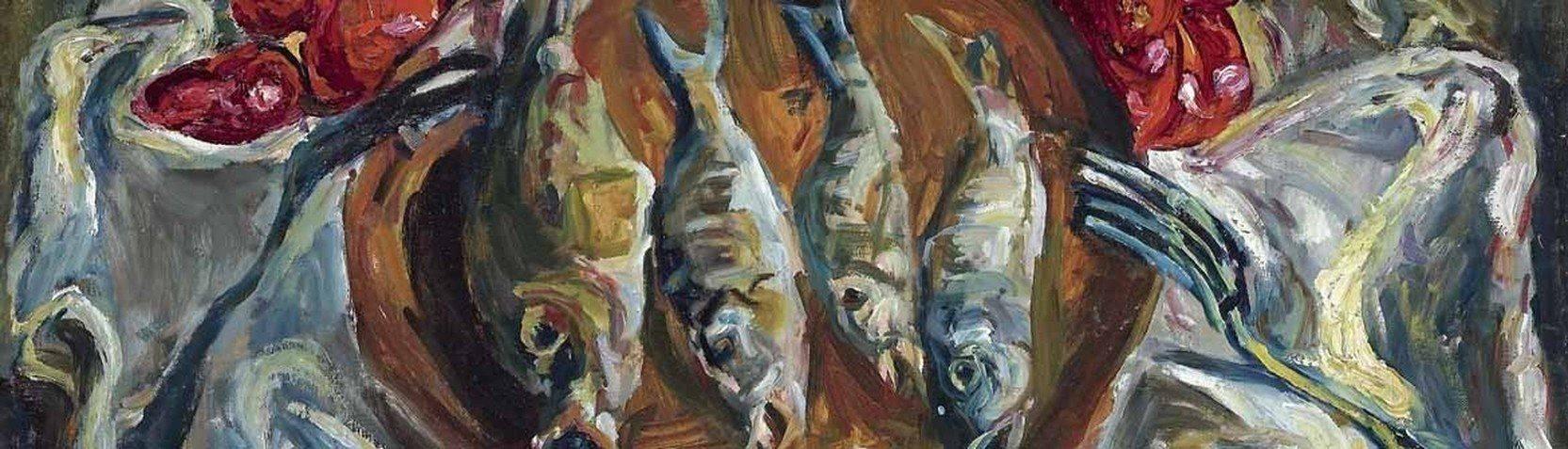Artistas - Chaim Soutine