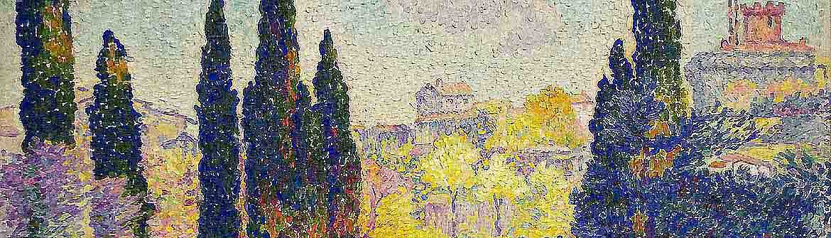 Artistas - Henri Edmond Cross