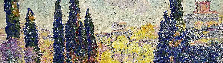 Artistas A-Z - Henri Edmond Cross