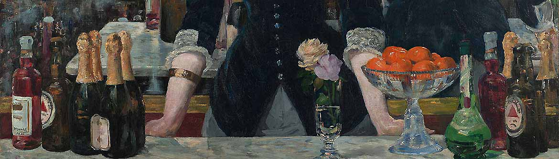 Artistas - Edouard Manet