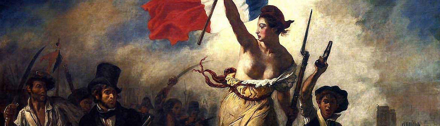 Artistas - Eugène Delacroix