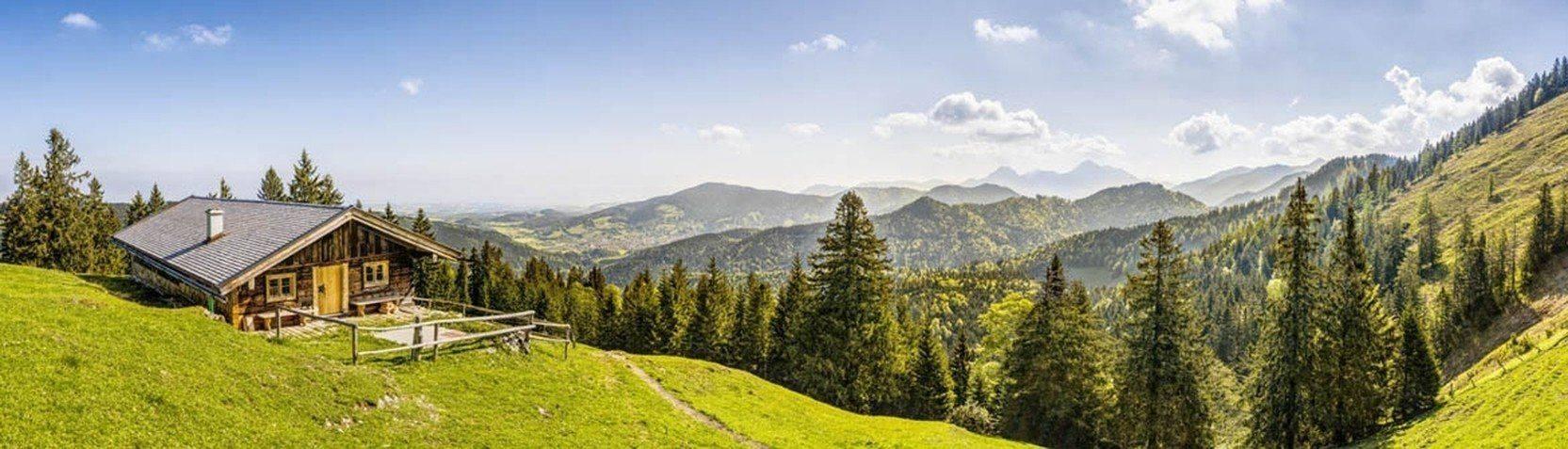 Fotografía - Montañas y valles