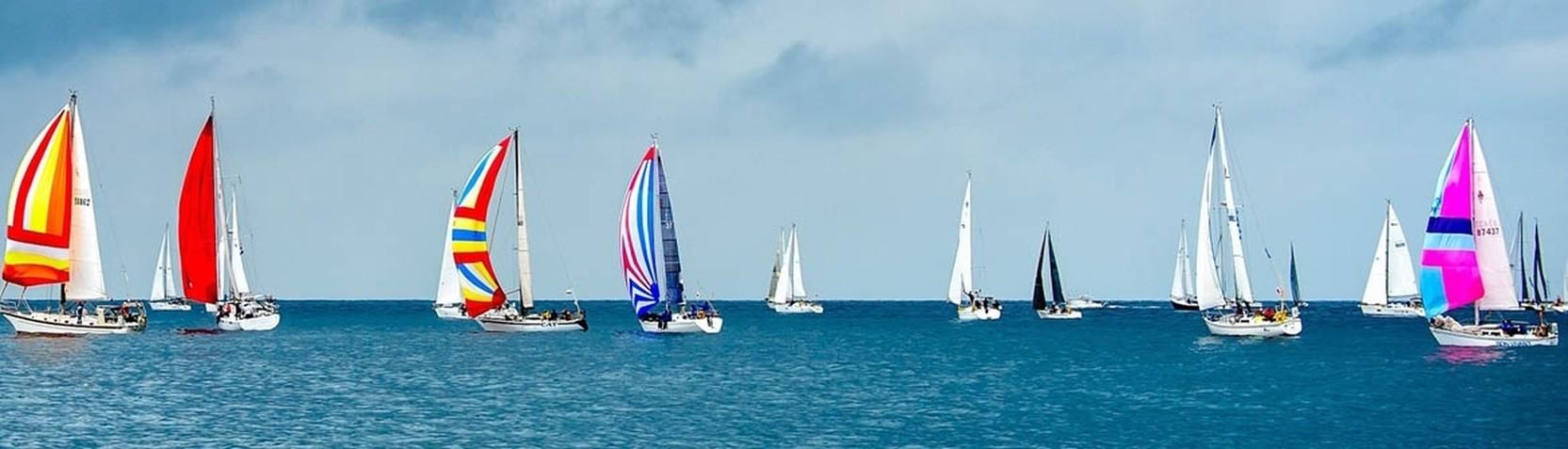 Fotografía - Barcos, vela y surf