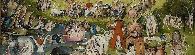 Artistas - Hieronymus Bosch