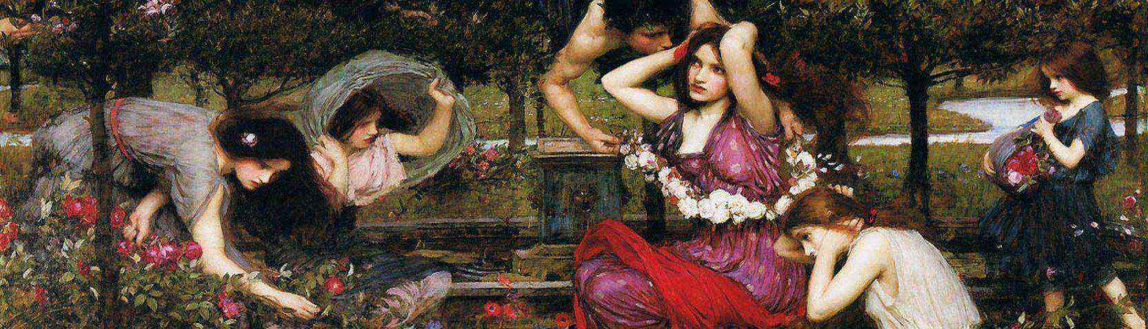 Artistas - John William Waterhouse