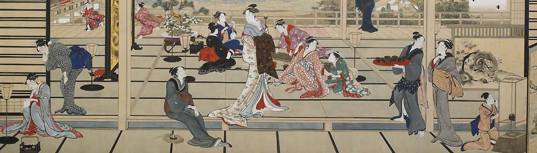 Artistas - Kitagawa Utamaro