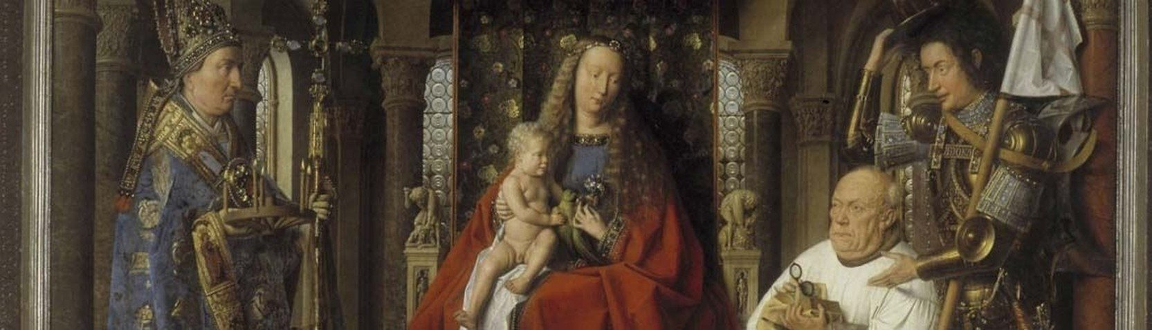 Artistas - Jan van Eyck