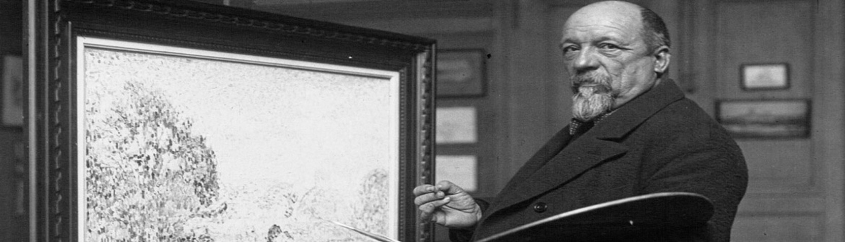 Artistas - Paul Signac