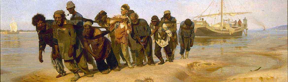 Artistas - Ilja Repin