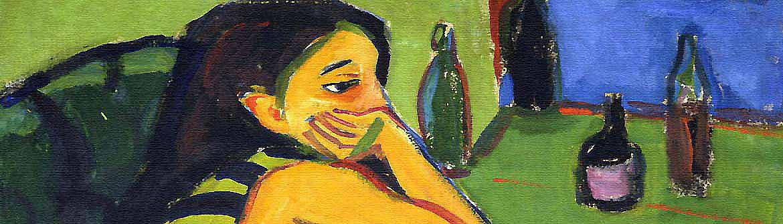 Artistas - Ernst Ludwig Kirchner