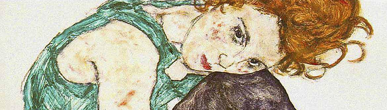 Artistas A-Z - Egon Schiele