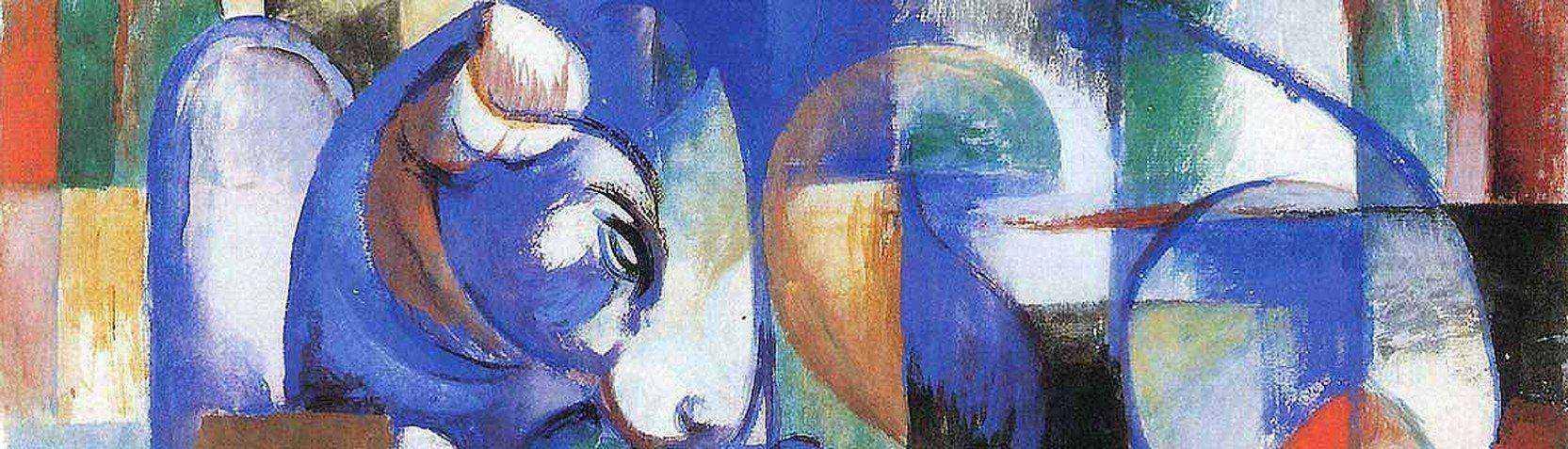 Artistas - Franz Marc