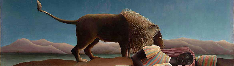 Artistas - Henri Rousseau