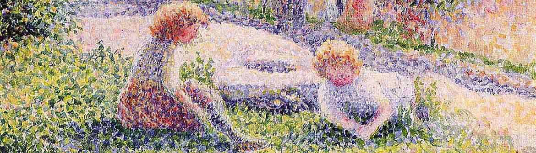 Artistas - Georges Seurat