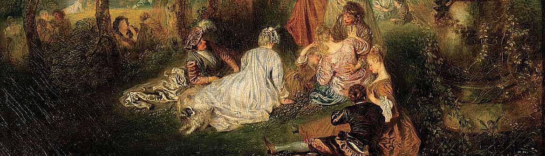 Artistas - Antoine Watteau