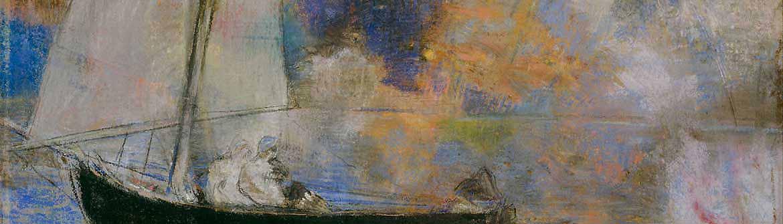 Artistas A-Z - Odilon Redon