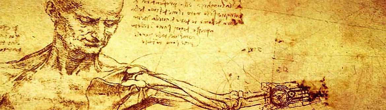Artistas - Leonardo da Vinci