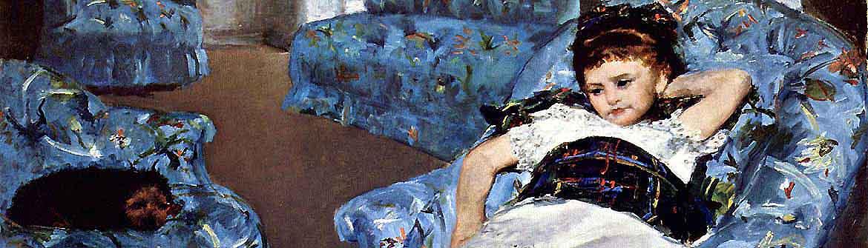 Artistas - Mary Cassatt