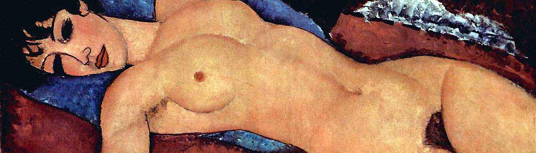 Artistas - Amadeo Modigliani