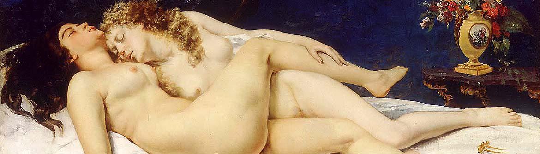 Artistas - Gustave Courbet