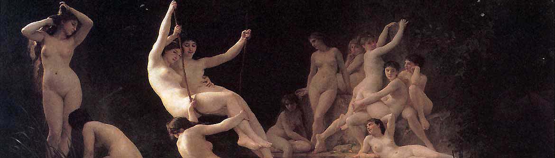 Artistas A-Z - William Adolphe Bouguereau