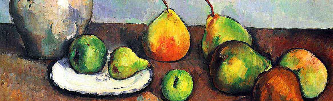 Artistas - Paul Cézanne