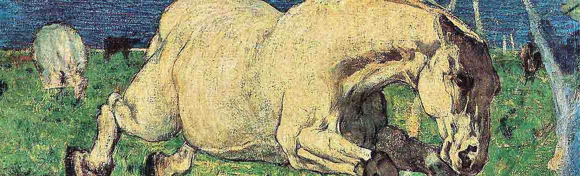 Artistas - Giovanni Segantini