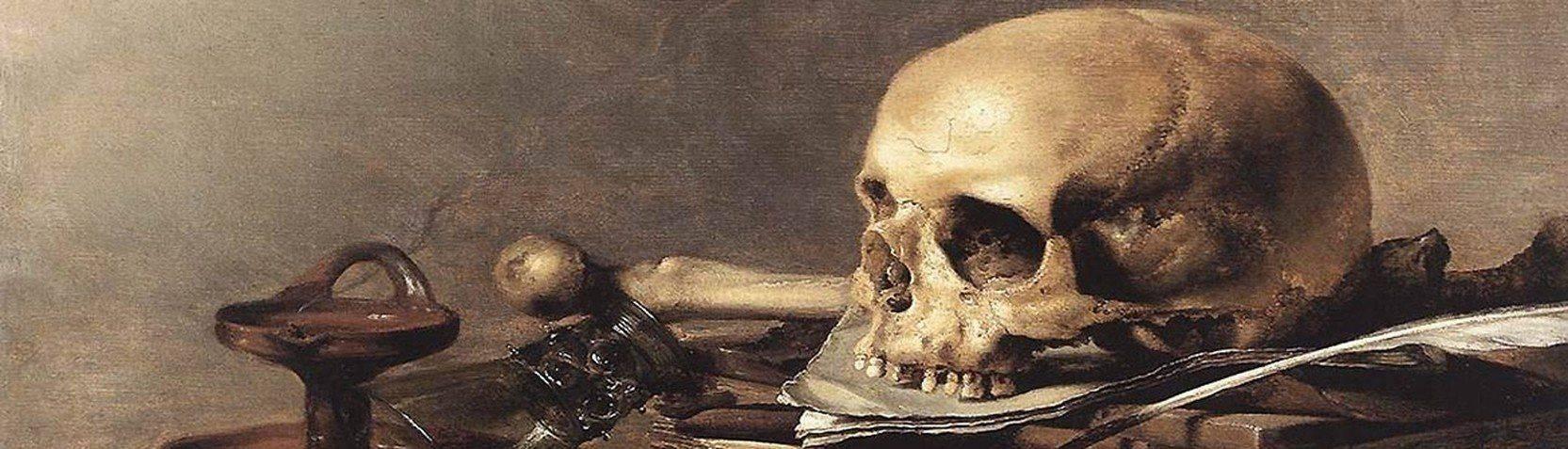 Colecciones - Muerte y tristeza