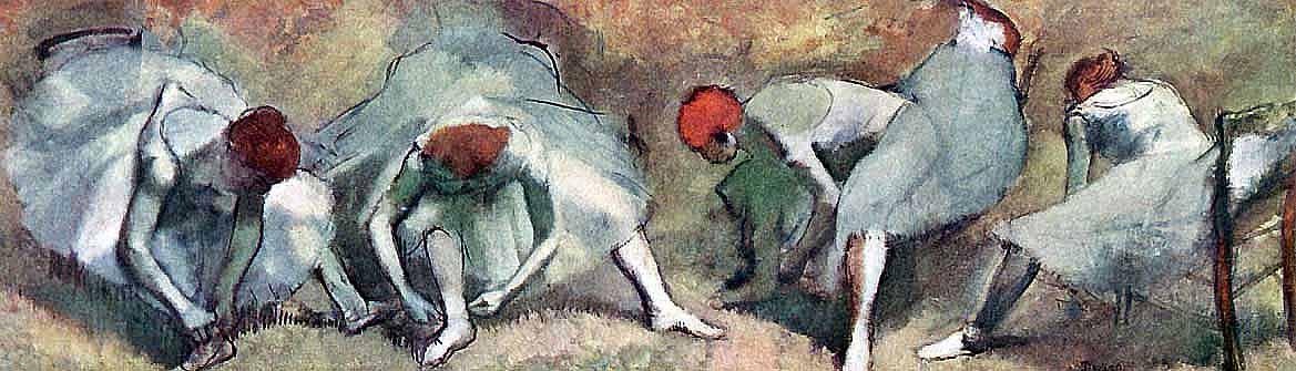 Artistas - Edgar Degas