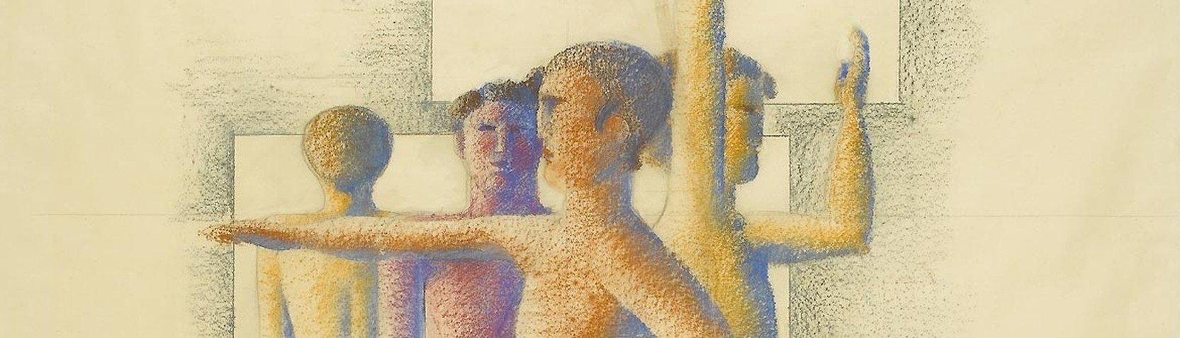 Artistas - Oskar Schlemmer