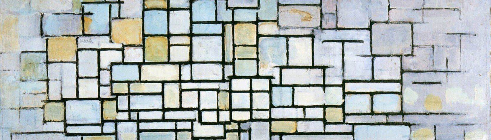 Artistas - Piet Mondrian