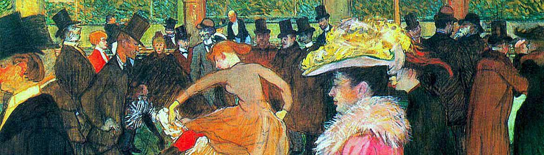 Artistas - Henri de Toulouse-Lautrec