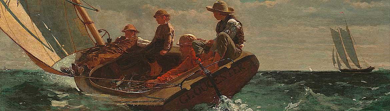 Artistas - Winslow Homer