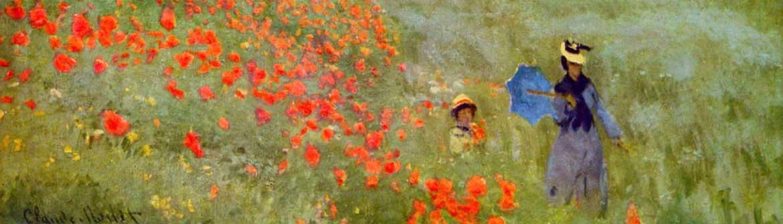 Artistas - Claude Monet