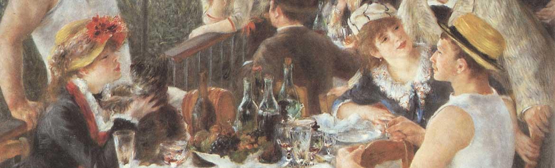 Artistas - Pierre-Auguste Renoir