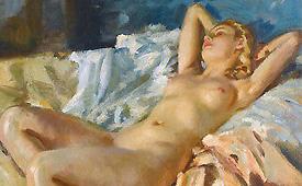 Pintura desnudos