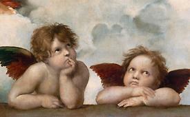 Cuadros de ángeles